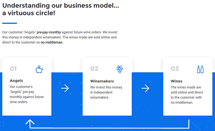Naked Wines Business Model
