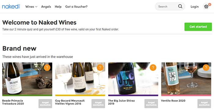Naked Wines Review